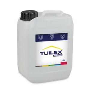 Produit Tuilex pour traitement de bardage