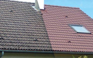 C'est le moment de traiter votre toiture avec un traitement de tuiles tuilex